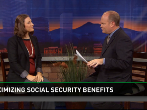 Maximizing Social Security Benefits with Andrea Blackwelder