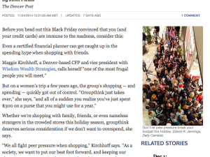 Black Friday prep: Crowd psychology can help you hang onto budget